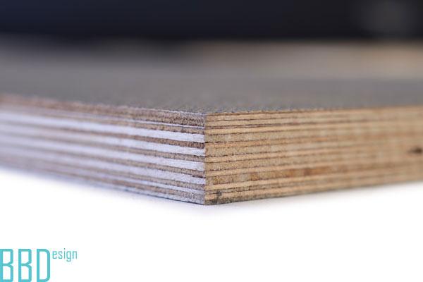40x20 cm Siebdruckplatte 27mm Zuschnitt Multiplex Birke Holz Bodenplatte